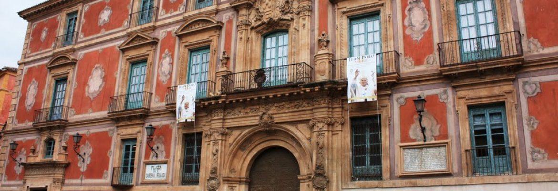 Palacio Episcopal,Murcia, Spain