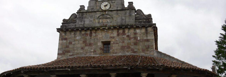 Parroquia de San Juan de Amandi, Villaviciosa, Asturias, Spain