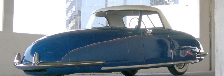 Petersen Automotive Museum,Los Angeles,California, USA