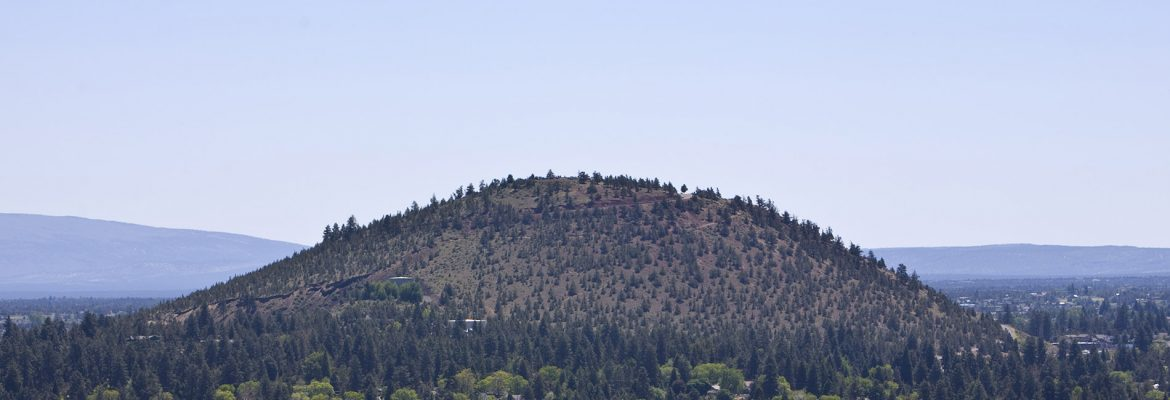 Pilot Butte State Scenic Viewpoint,Bend,Oregon, USA