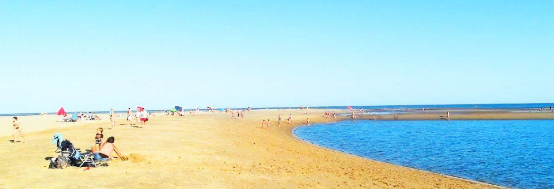 Playa Isla Canela, Spain