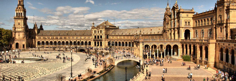 Plaza de España,Sevilla, Spain