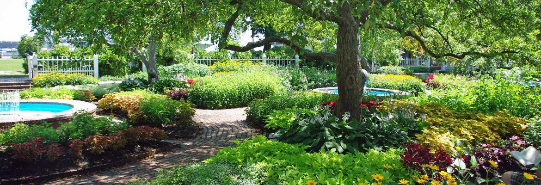 Prescott Park, Portsmouth, New Hampshire, USA