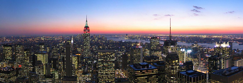 Rockefeller Center, New York City, New York, USA