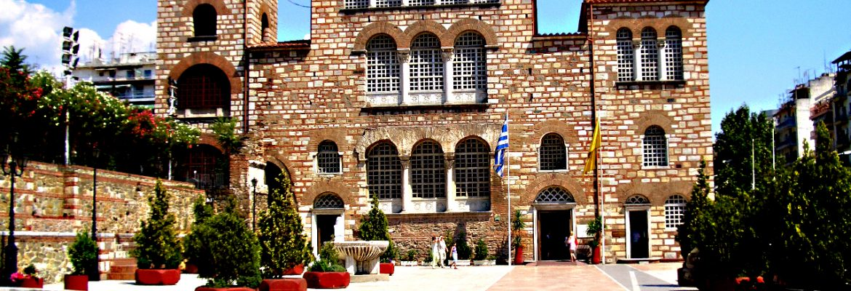 Church of Agios Dimitrios, Thessaloniki, Greece
