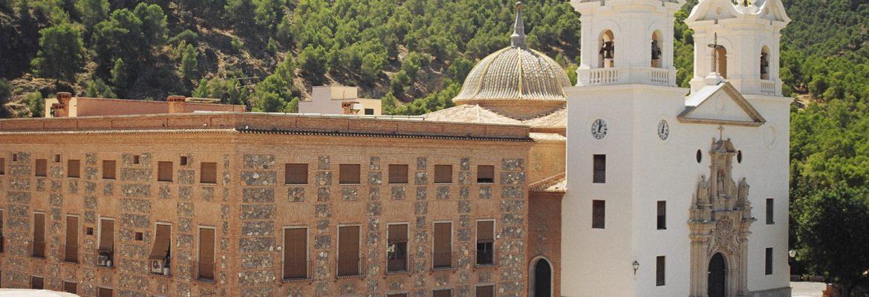 Santuario de la Fuensanta,Murcia, Spain