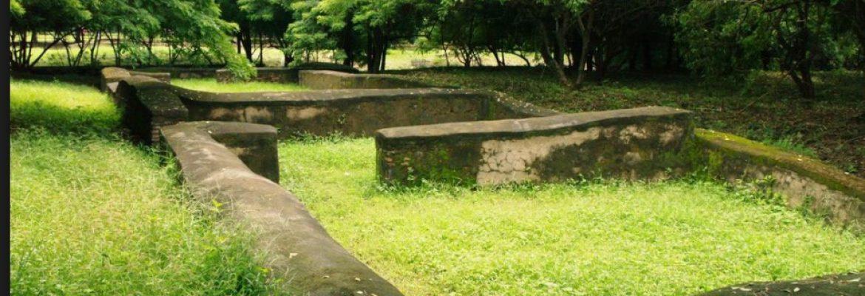 Ruins of León Viejo, Nicaragua
