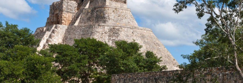 Uxmal, Yucatán, Mexico