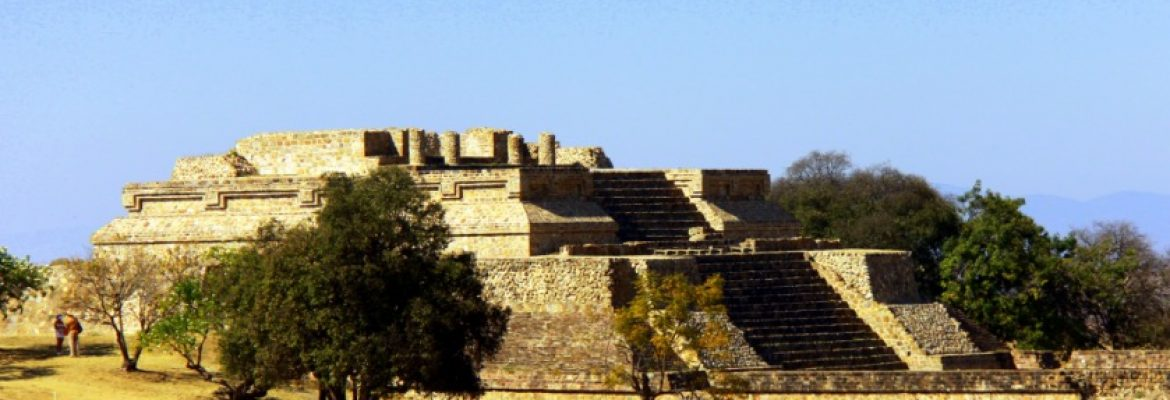 Historic Centre of Oaxaca and Archaeological Site of Monte Albán, Mexico