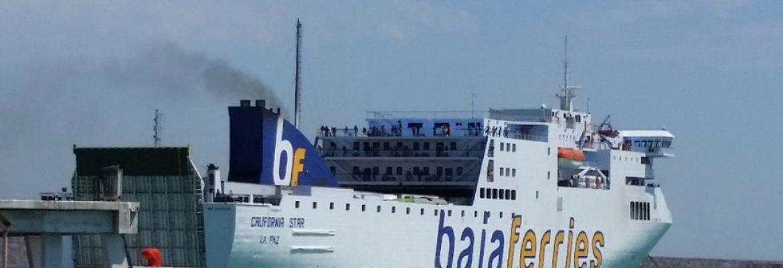 Ferry La Paz to Mazitlan