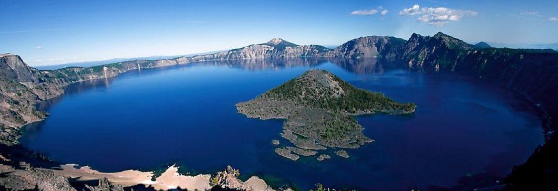 Crater Lake National Park, USA