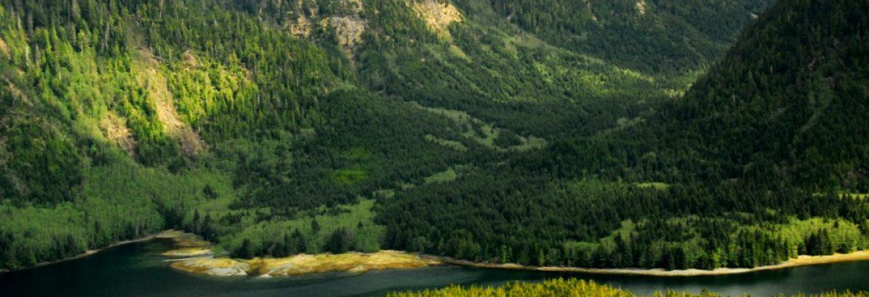 Gwaii Haanas National Park Reserve and Haida Heritage Site, Canada