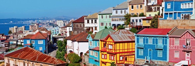 Historic Quarter of the Seaport City of Valparaiso, Chile