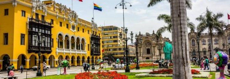 Historic Centre of Lima, Peru