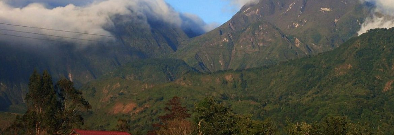 Parque Nacional Volcán Barú, Panama