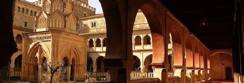 Monasterio Real de Santa María de Guadalupe, Spain