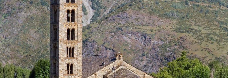 Catalan Romanesque Churches of the Vall de Boí, Spain