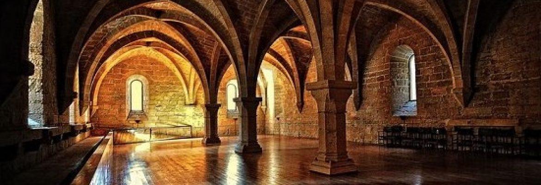 Poblet Monastery, Spain