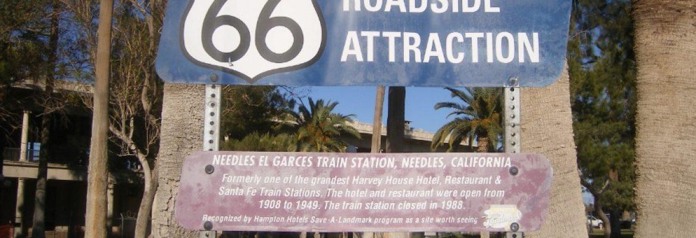 El Garces, Needles, California, USA