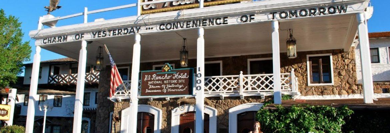 El Rancho Hotel, Gallup, New Mexico, USA