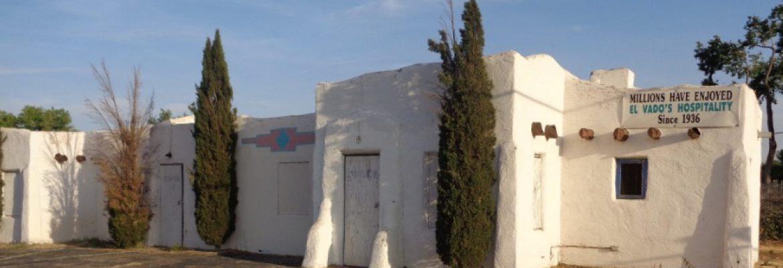 El Vado Auto Court Motel, Albuquerque, New Mexico, USA