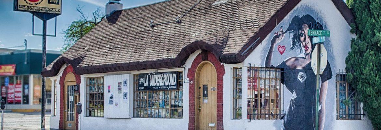 The Cottage Bakery, Albuquerque, New Mexico, USA
