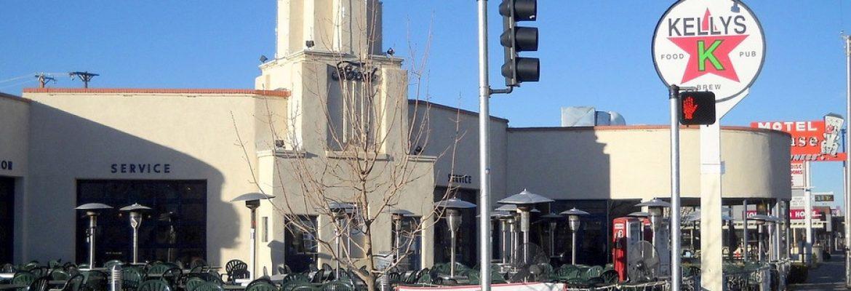 Jones Motor Co, Albuquerque, New Mexico, USA