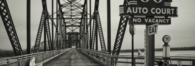 Chain of Rocks Bridge, Madison, USA