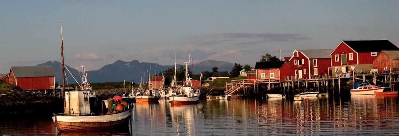 Vegaøyan, Norway