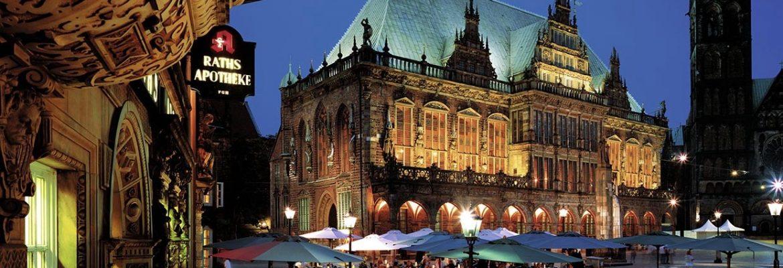 Bremer Rathaus, Germany