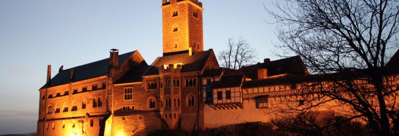 Wartburg Castle, Germany