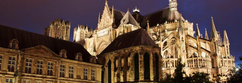 Cathéderal Notre Dame de Reims, France