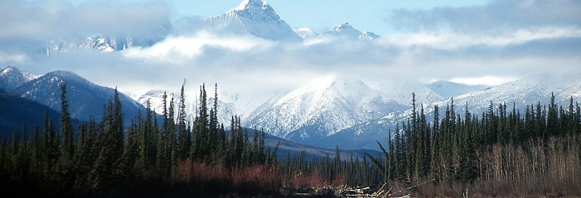Nahanni National Park Reserve of Canada, Unesco, NT, Canada