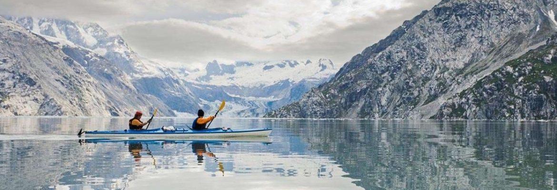 Glacier Bay National Park and Preserve, Unesco,Alaska