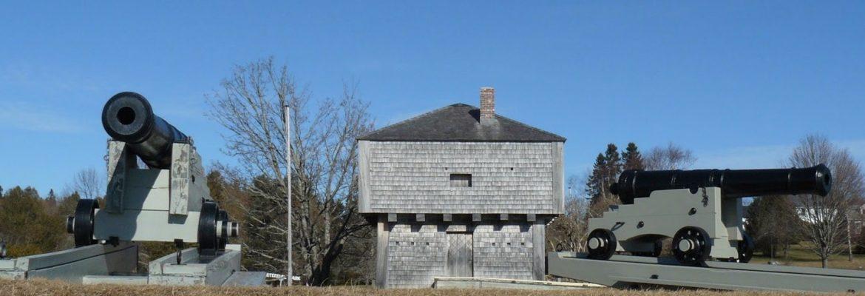 St. Andrews Blockhouse, NB, Canada