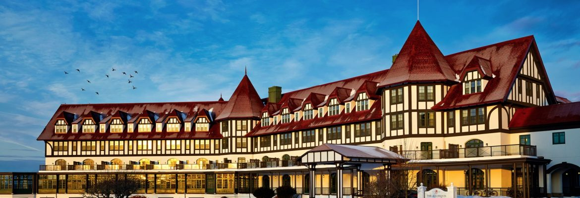 The Algonquin Resort St. Andrews by-the-Sea, NB, Canada