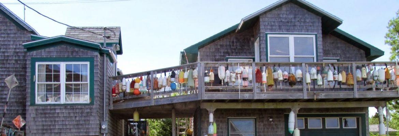 Grand Manan Museum,Grand Manan, NB, Canada