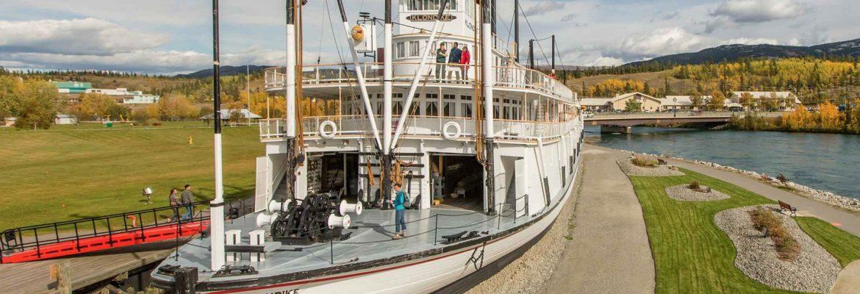 SS Klondike,Whitehorse, Canada