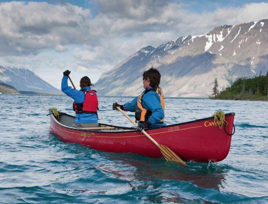 Kluane National Park and Reserve, Unesco,YT, Canada
