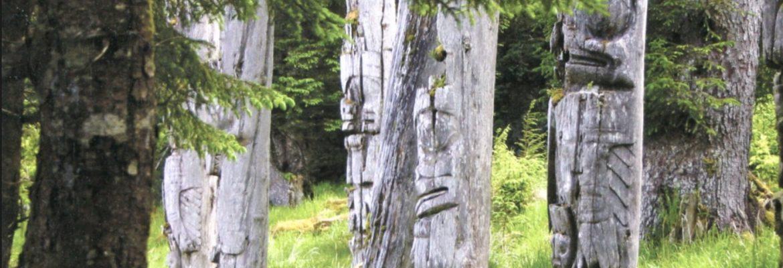 SGang Gwaay Unesco Site,Skeena-Queen Charlotte E, Canada