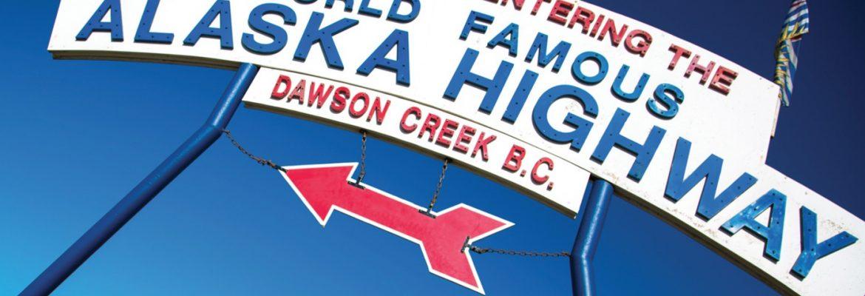 Alaska Highway House,Dawson Creek, BC, Canada