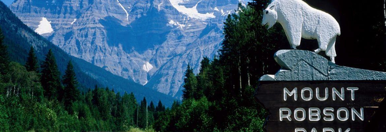 Mount Robson Provincial Park,Fraser-Fort George H, Canada
