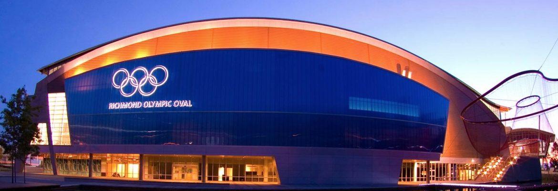 Richmond Olympic Oval,Richmond, BC, Canada