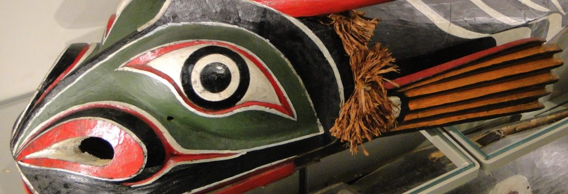 Museum of Anthropology, Vancouver, BC, Canada