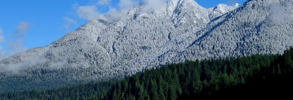 Grouse Mountain,North Vancouver, Canada