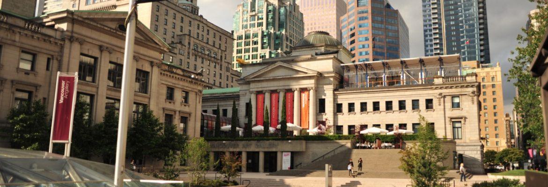 Vancouver Art Gallery,Vancouver, BC, Canada