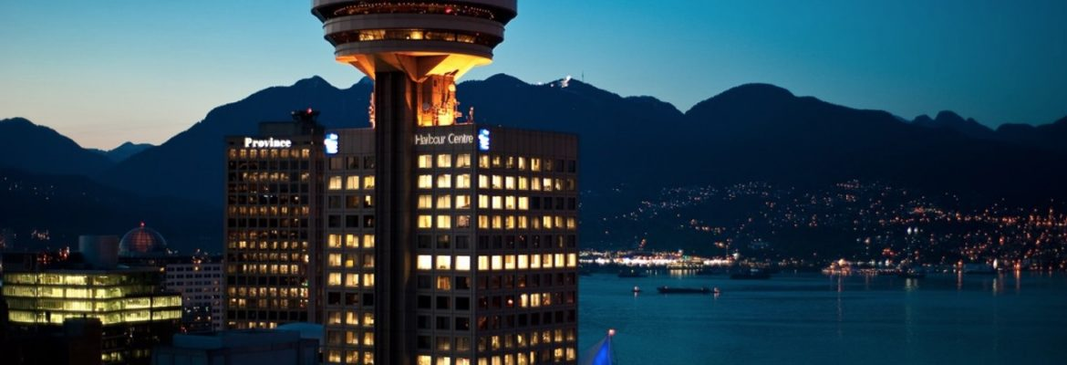 Vancouver Lookout,Vancouver, BC, Canada