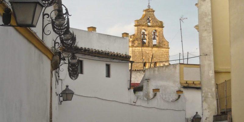 Iglesia de San Mateo,Tarifa, Cádiz, Spain