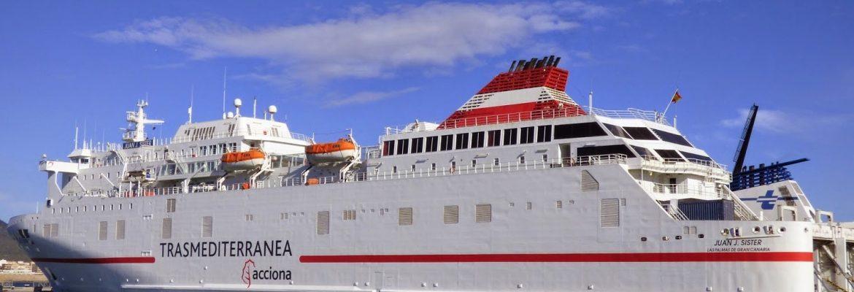 Malaga Spain | Mellila Spain Ferry Crossing