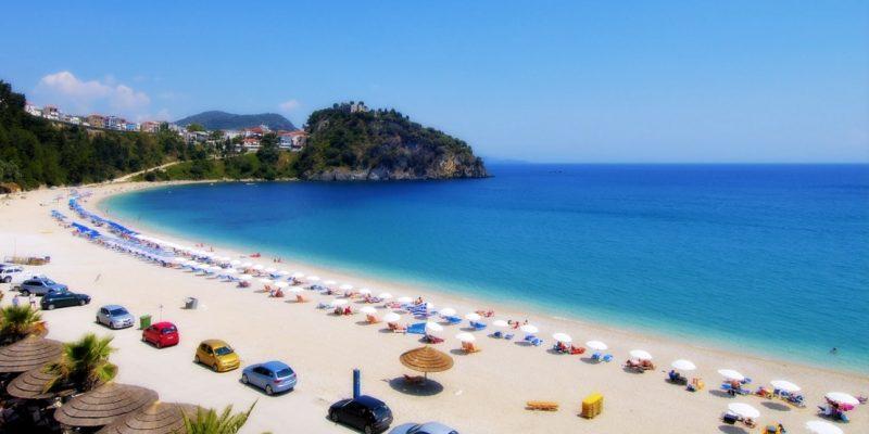 Valtos Beach,Parga, Greece